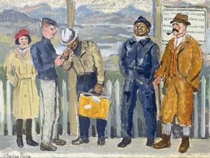 Highland Shepherds and Honduran Lumberjacks