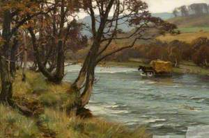 The Garry, Blair Atholl
