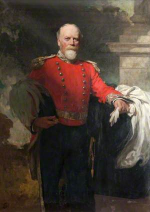 William Longair (1843–1933), Lord Provost of Dundee (1905–1908)