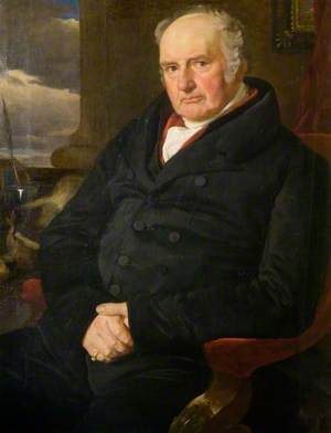 John Crichton (1772–1860), Surgeon
