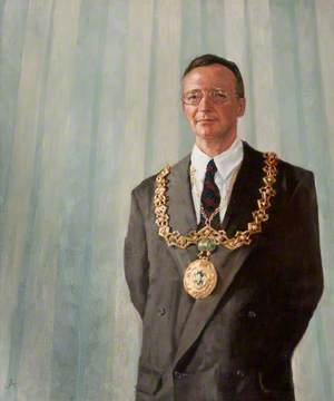 Mervyn Rolfe (b.1947), Lord Provost of Dundee (1996–1999)