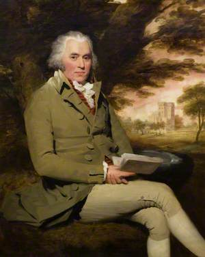 Mr George Paterson of Castle Huntly (1734–1813)