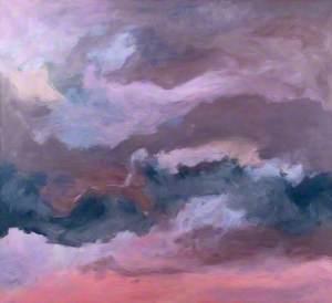 Storm at Sea Remembered, Romasaig (o/c 531)