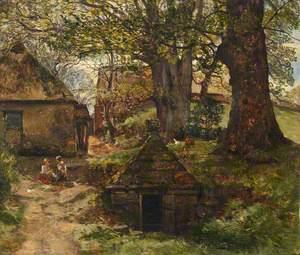 Barncluith Well