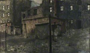 Back Court, Rotten Row, Glasgow