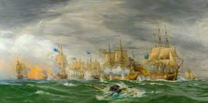 The Battle of Camperdown