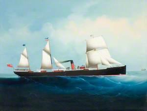 SS 'Glencoe'