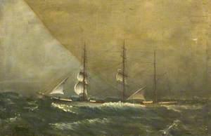 Sailing Ship 'Glenesk'