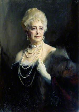 The Right Honourable Mabell Ogilvy (1866–1956), Dowager Countess of Airlie