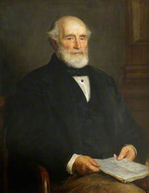 William Harris (1806–1883), Founder of Harris Academy, Dundee