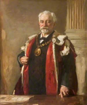 Sir Charles Barrie (1840–1912), Lord Provost of Dundee (1902–1905)