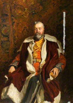 Henry McGrady (1846–1917) Lord Provost of Dundee (1896–1899)