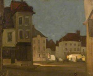 The Market Place, Hesdin
