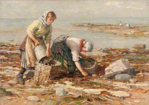 Mussel Gatherers