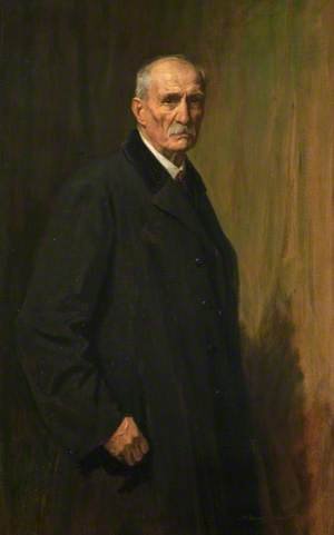 William Mackenzie (1847–1926), Late Managing Director of the Alliance Trust Co. Ltd, Dundee