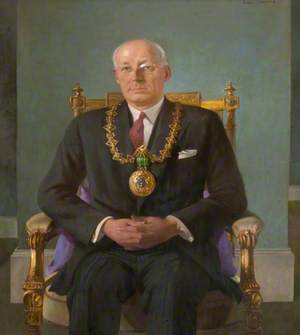 Lord Provost William Hughes (1912–2000), CBE, DL, JP, Lord Provost of Dundee (1954–1960)
