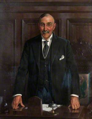 William Huntley Buist (1876–1940), Lord Provost of Dundee (1932–1935)