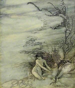Rhine Maiden Lamenting