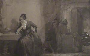 The Quarrel (or 'What Can a Young Wife Dae Wi' an Auld Man')