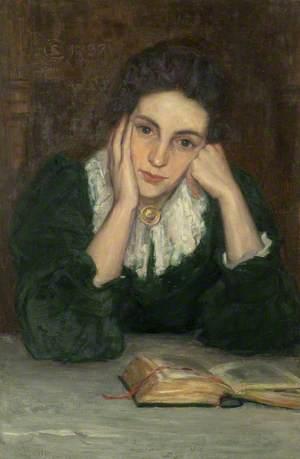 The Artist's Wife (Susan Gillis, d.1941)