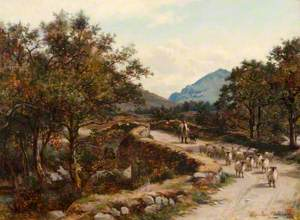 The Old Bridge at Inverlochy, Glenorchy