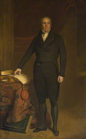 David Beatson of Kirkpottie, Original Trustee of James Murray's Royal Asylum and Chairman of Directors (1827–1838)