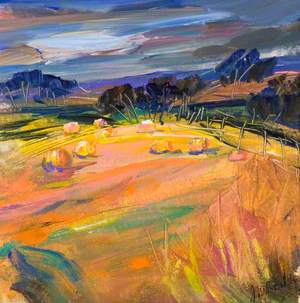 Haystacks, Angus