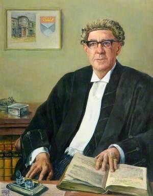 Principal Arthur Alexander Matheson (1920–1981)