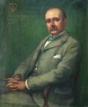 Professor John Edward Aloysius Steggall (1855–1936)