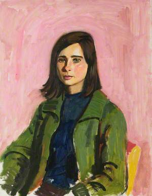 Portrait of a Student (Margaret Black)