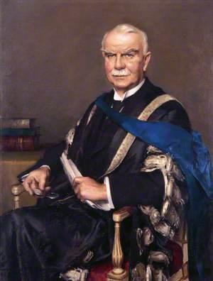 Professor Sir James Alfred Ewing (1855–1935), KCB, FRS