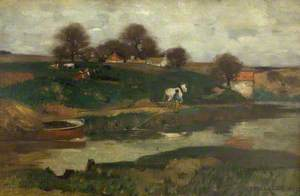 Canal (River Scene)