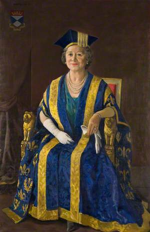 HM The Queen Mother (1900–2002), Chancellor of the University of Dundee