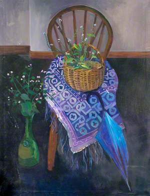 Still Life with a Chair