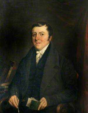 William Young (1796–1869), Painter