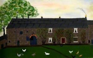 Farmhouse and Farmyard