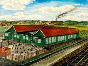 Barrington Colliery School