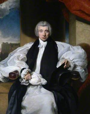 William van Mildhert (1765–1836), Bishop of Durham (1826–1836)