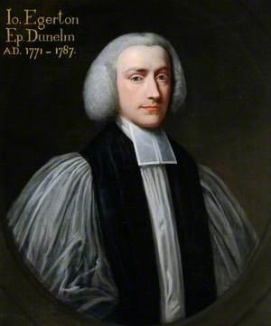 John Egerton (1721–1787), Bishop of Durham (1771–1787)