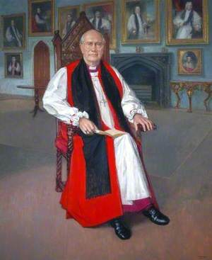 Michael Turnbull (b.1935), Bishop of Durham (1994–2003)