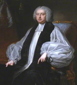 Richard Trevor (1707–1771), Bishop of Durham (1752–1771)