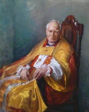 Maurice Harland (1896–1986), Bishop of Durham (1956–1966)