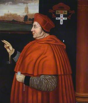 Thomas Wolsey (1473–1530), Bishop of Durham (1523–1529)
