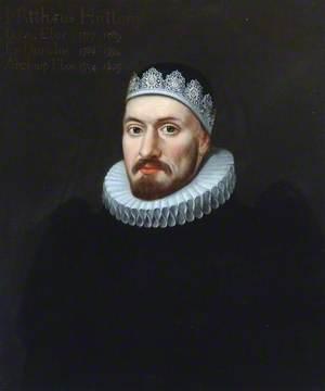 Mathew Hutton (1529–1606), Bishop of Durham (1589–1595)