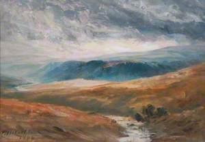 Landscape of Upper Teesdale