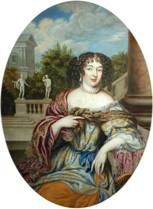 Madame de Montespan (1641–1707), a Mistress of Louis XIV