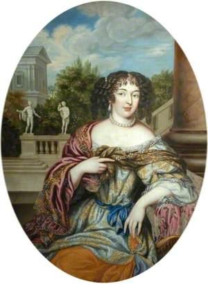 Madame de Montespan (1641–1707), a Mistress of Louis XIV