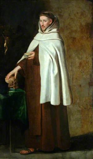 A Carmelite Friar