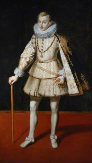 The Infante Carlos von Habsburg (1607–1632), Grand Admiral of Spain