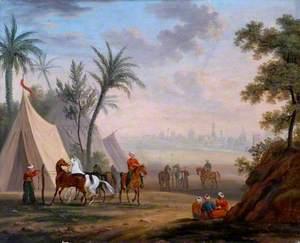An Eastern Encampment